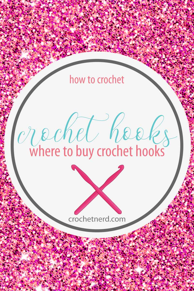 Where to Buy Crochet Hooks