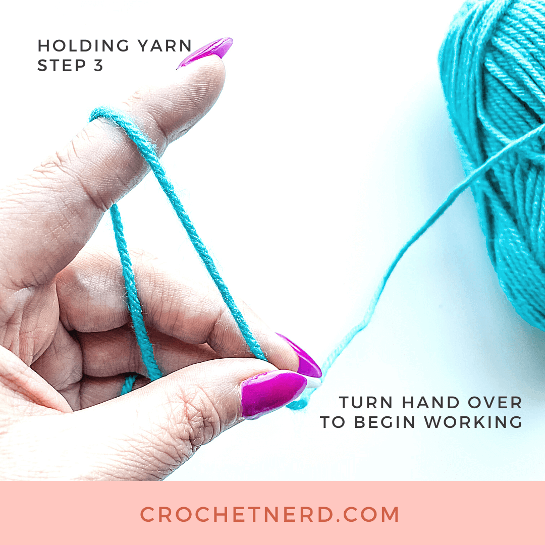 Holding Your Yarn