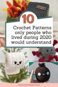 2020 crochet pattern roundup