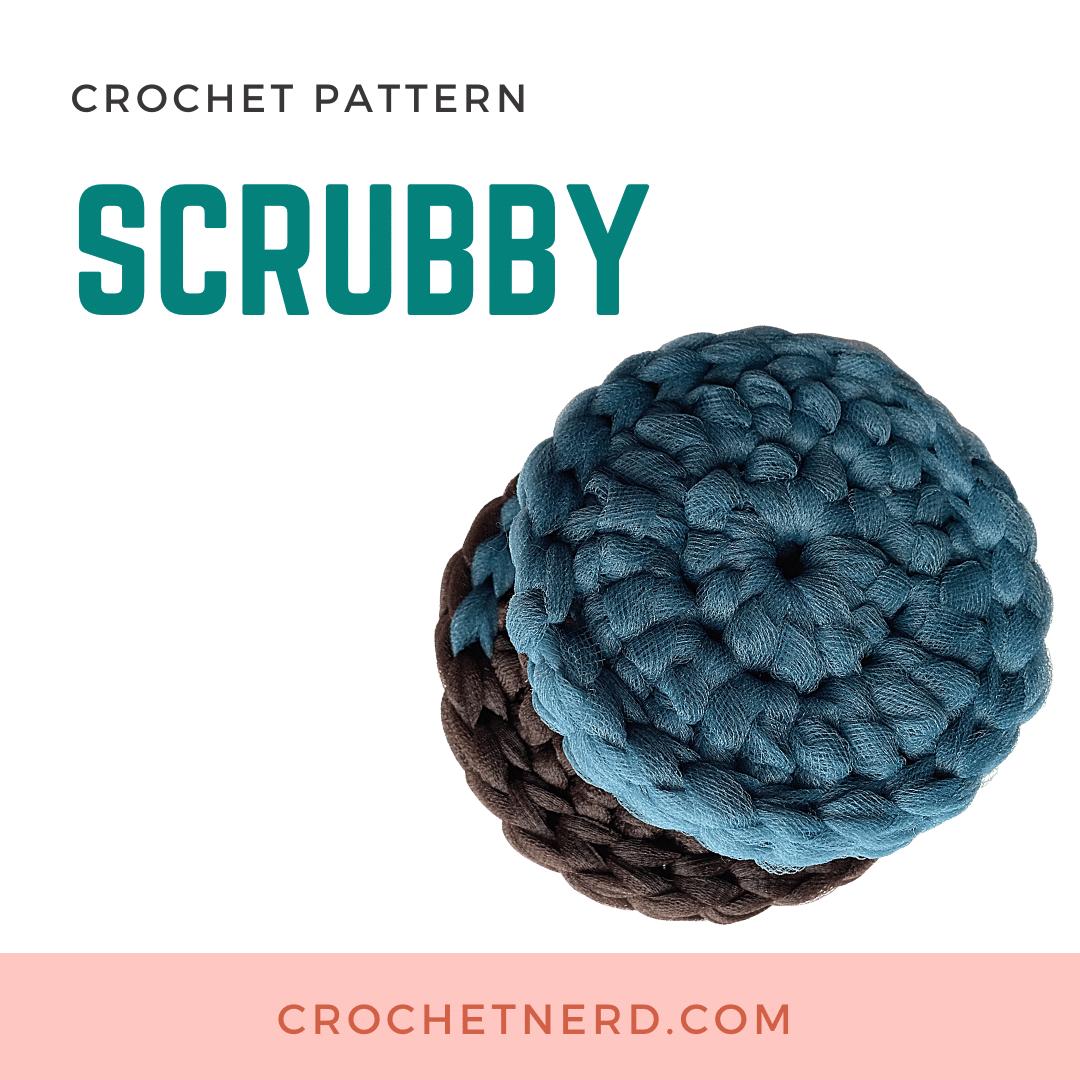 Tulle Scrubby Pattern