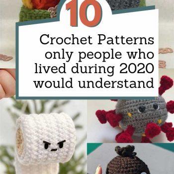 2020 crochet pattern roundup