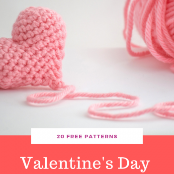 Patterns to Crochet for Valentine's Day
