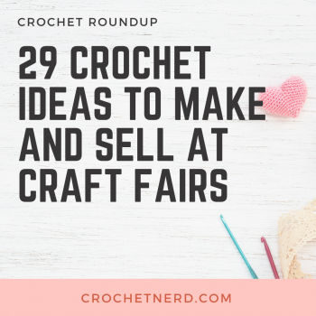 crochet items to sell at craft fairs